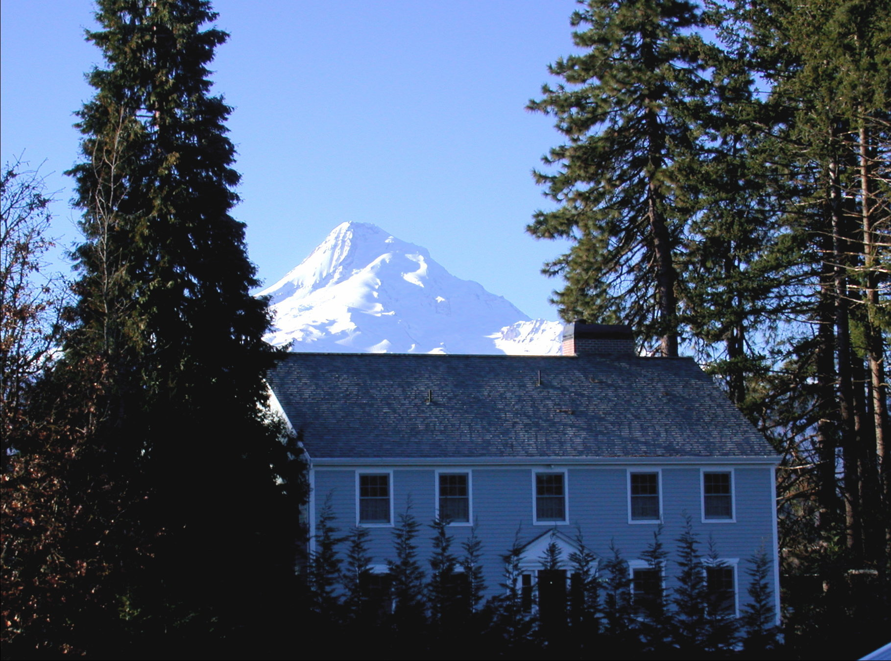 Mt Hood Hamlet Bed & Breakfast