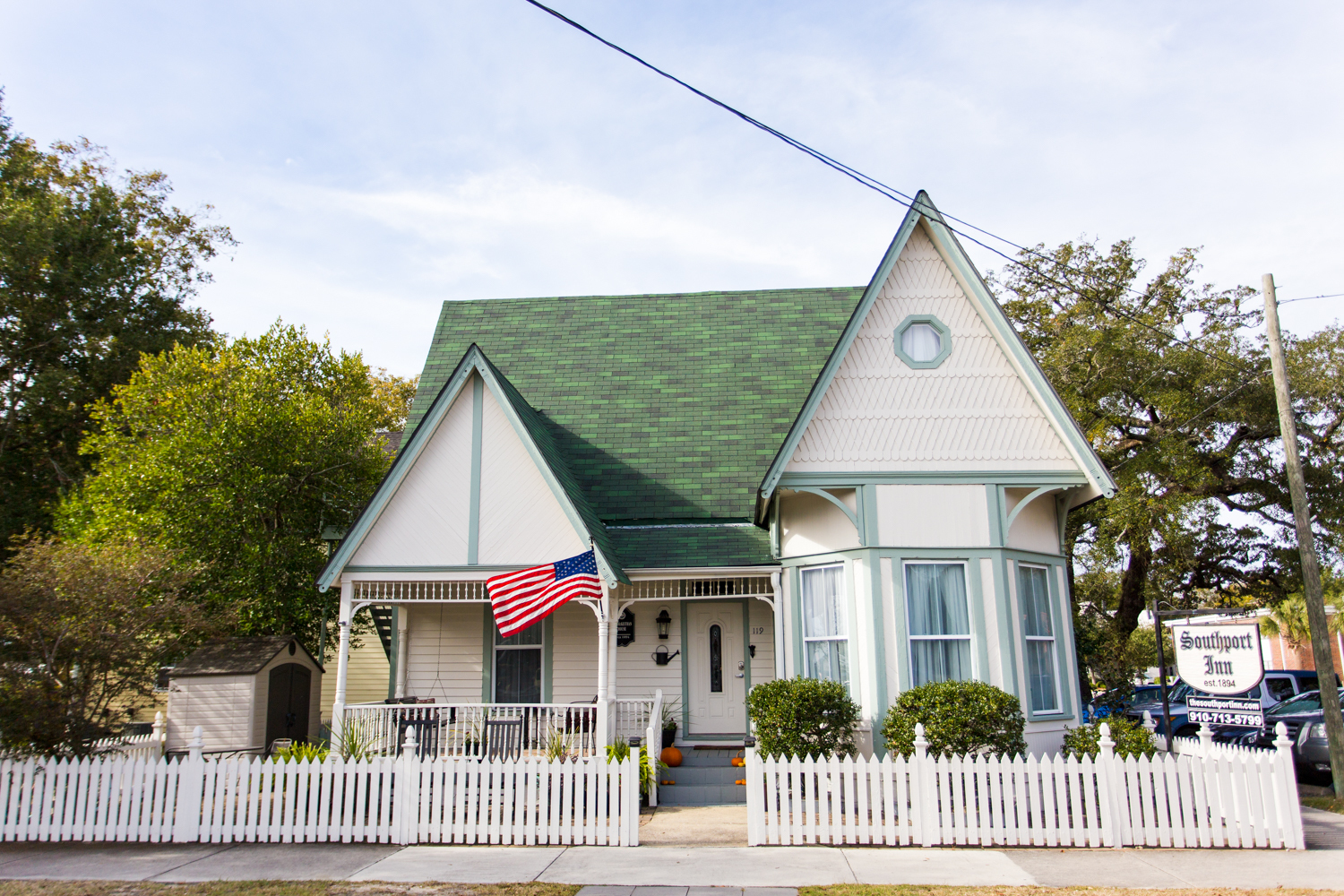 The Southport Inn Bed & Breakfast