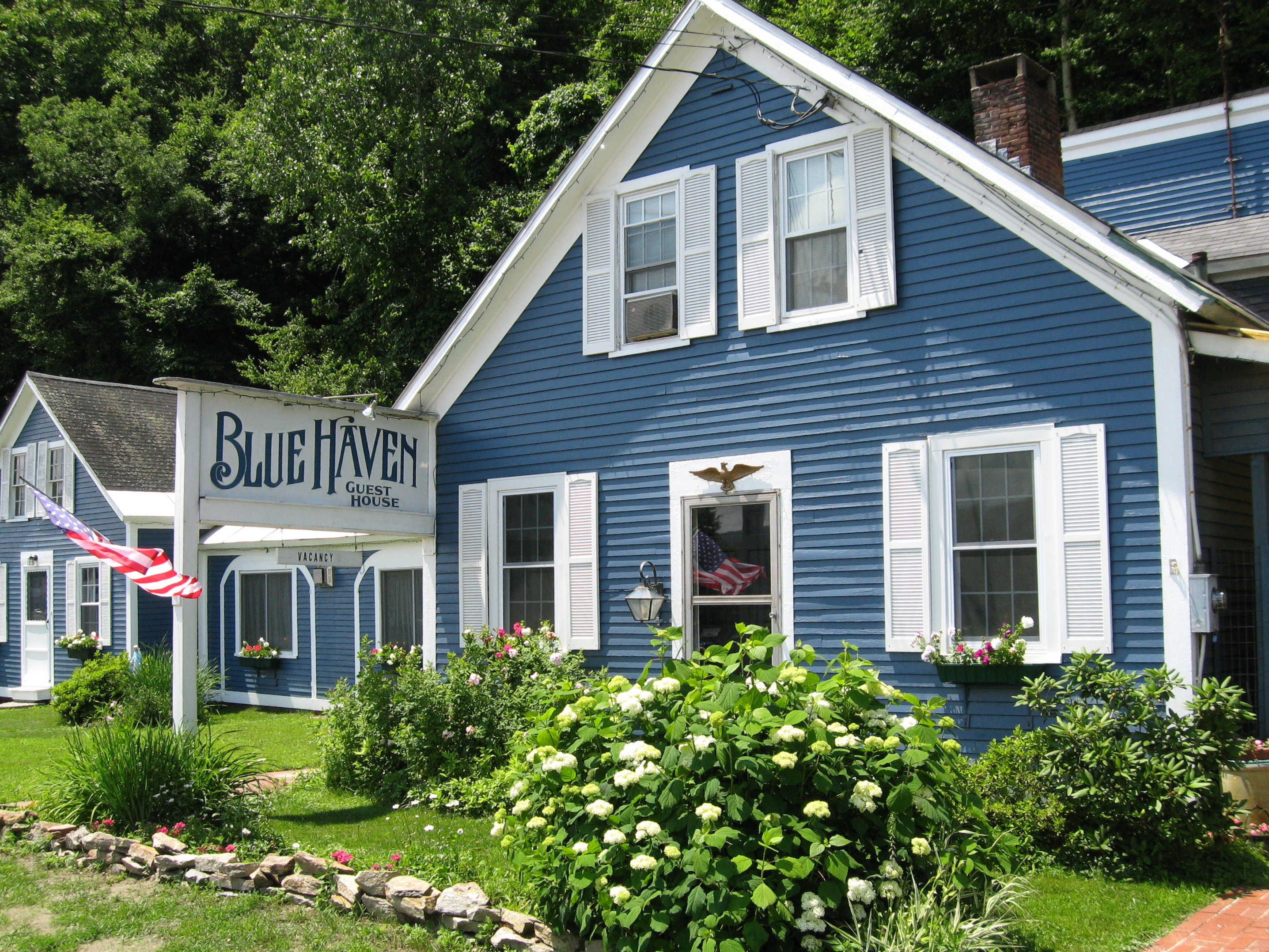 Blue Haven Bed & Breakfast