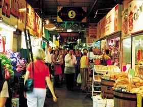 Adelaide Central Market Image