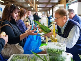 Mount Pleasant Farmers Market Image