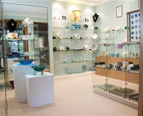 The Glass Gallery - BS Glass Art Image