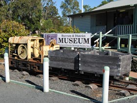 Burrum and District Mining Museum Image