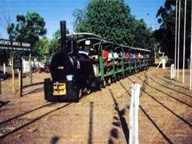 Moonta Mines Tourist Railway Image