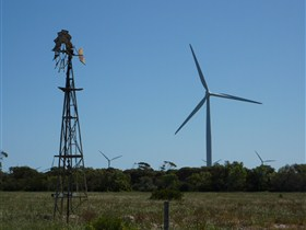 Wattle Point Wind Farm Image