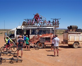 Remote Outback Cycle Tours Image