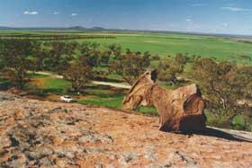 Tcharkulda Rock Image