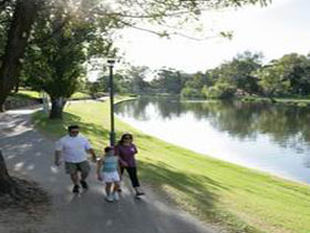 River Torrens Linear Park Trail Image