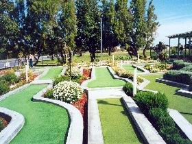 West Beach Mini Golf Image