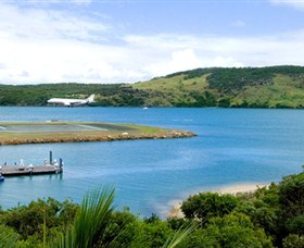Great Barrier Reef Airport - Hamilton Island Image