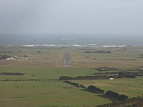 King Island Airport Image
