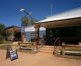 Min Min Encounter and Boulia Information Centre Image