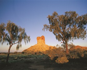 Chambers Pillar Historical Reserve Image