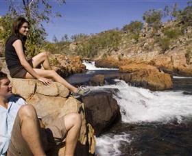 Crystal Falls Image