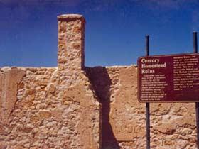 Carcory Homestead Ruins Image