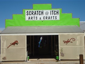 Scratch @ Itch Arts and Crafts Image