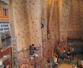 The Rock - Darwins Indoor Climbing Centre Image