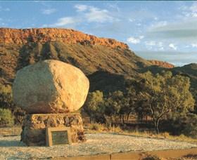 John Flynn's Grave Historic Reserve Image