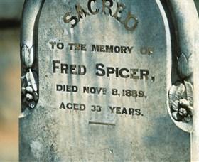 Stuart Town Cemetery Image