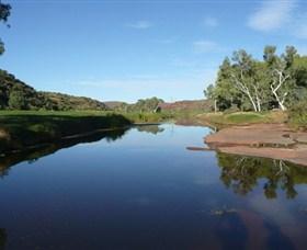 Finke River Trailhead Image