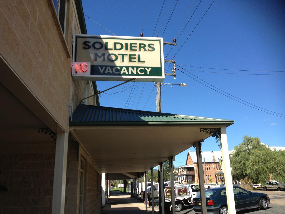 Soldiers Motel